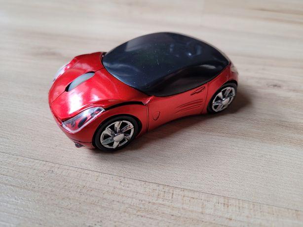 Myszka komputerowa samochód