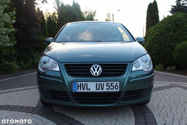 Volkswagen Polo 1,4Benzyna+GAZ Klima Oplacony