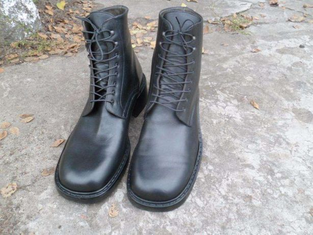 Ботинки STENFOOT натуральная кожа 43р.
