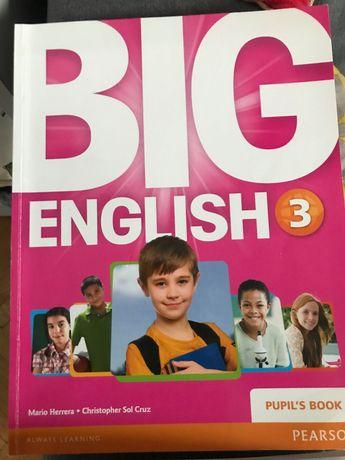 Big English 3 książka ucznia