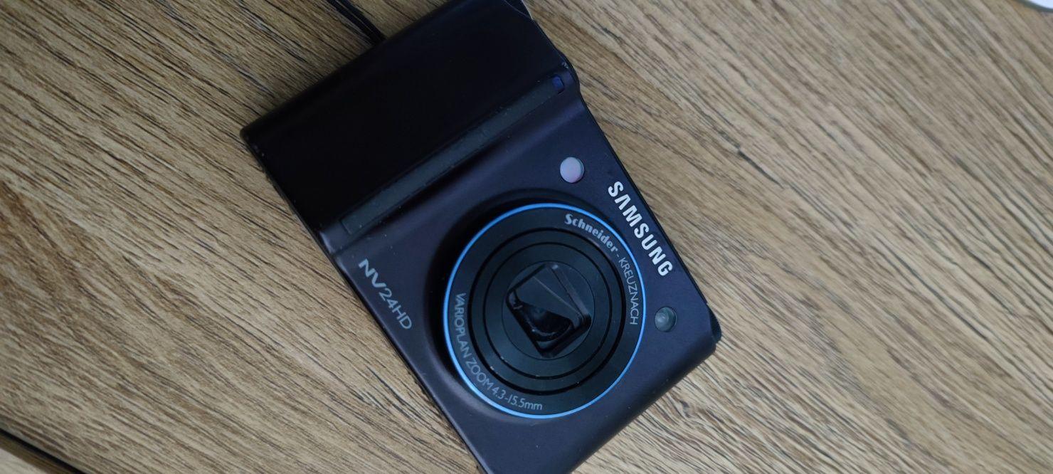 Sprzedam aparat cyfrowy Samsung NV24HD