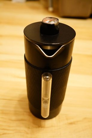 Rite Press Zaparzacz do kawy French Press Kawiarka z Kickstarter