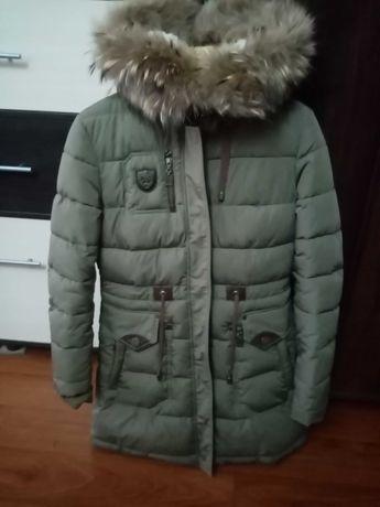 Куртка, пуховик на осень, весна, зима