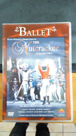 DVD The Nutcracker 1985 PETER WRIGHT Tchaikovsky - ENTREGA IMEDIATA