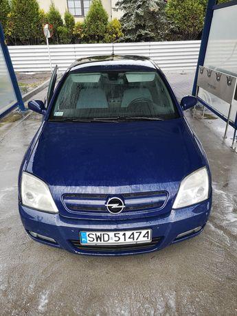 Opel Signum 2.2 benzyna 2004rok uszkodzony blok silnika