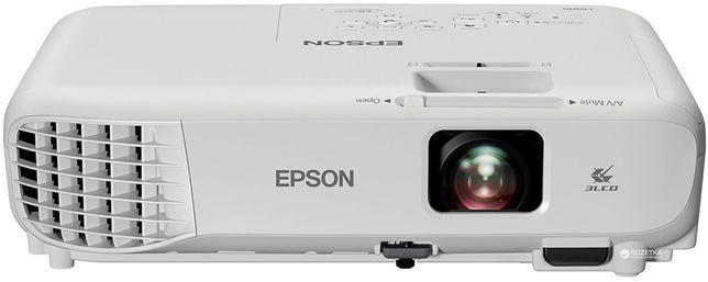 Мощный проектор Epson EB-S05 + кронштейн