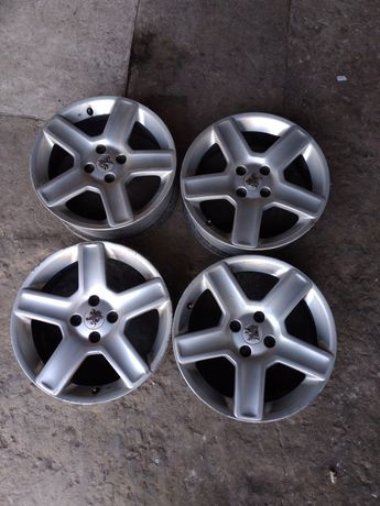 R17 Peugeot, 4×108, 6,5 j, ET 31.