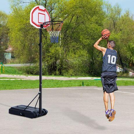 Tabela / Cesto de basquetebol com suporte de rodas
