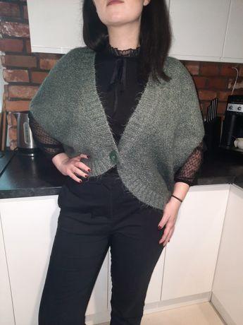 Vintage sweterek narzutka kardigan Atmosphere oversize