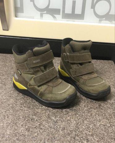 Зимние ботинки для мальчика