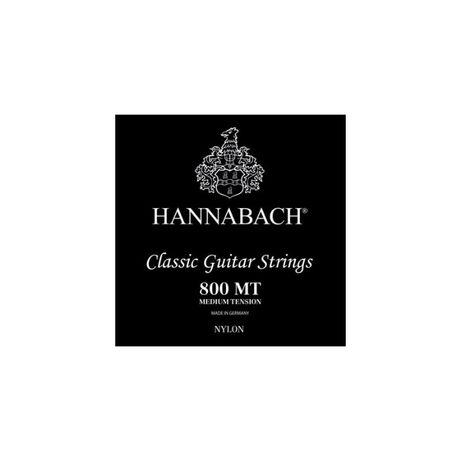 Struny do gitary klasycznej Hannabach 800MT