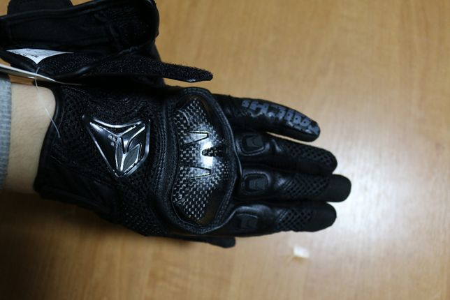 Новые Мото Перчатки TAICHI RST 391 Размер L Легкие для Мотоцикла