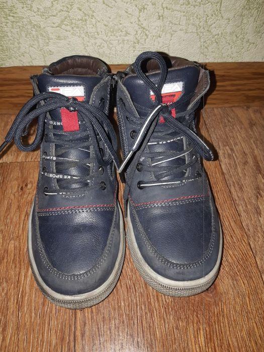 Ботинки деми, стелька 21 см Черкассы - изображение 1
