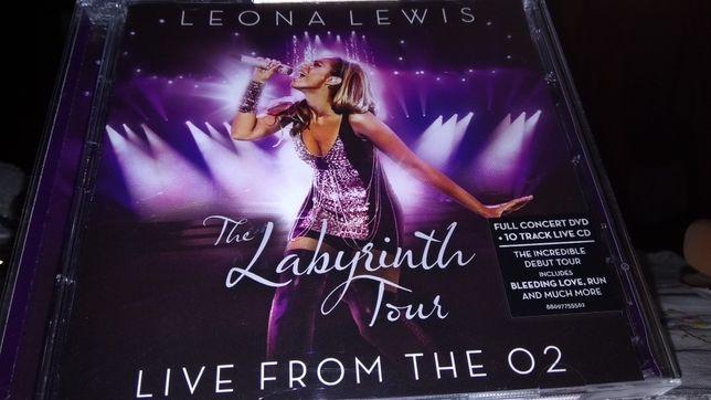 CD+DVD• Leona Lewis- The Labyrinth Tour_Live O2 Arena