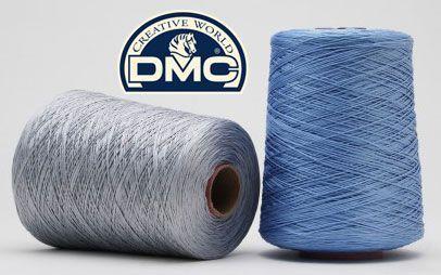 (1 метр = 1,25грн) нитки мулине DMC (ДМЦ, ДМС), французские, оригинал.