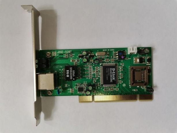 Сетевая карта (сетевые карты) PCI