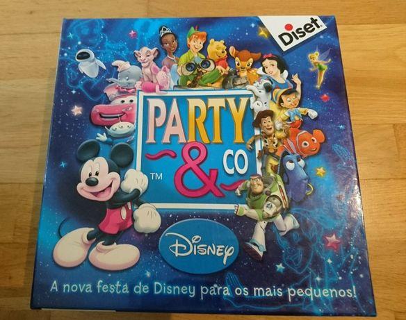 Jogo familiar Party & Co. Disney