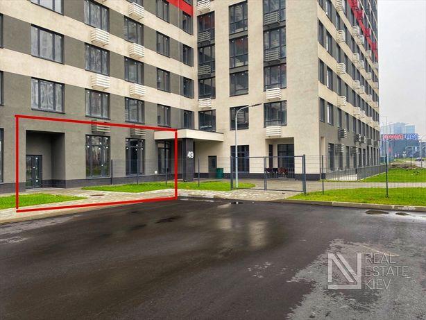 Продам торговое помещение (93м²) ЖК Варшавский Плюс