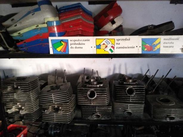 cylinder głowicy czesć z silnika mz etz 150 250