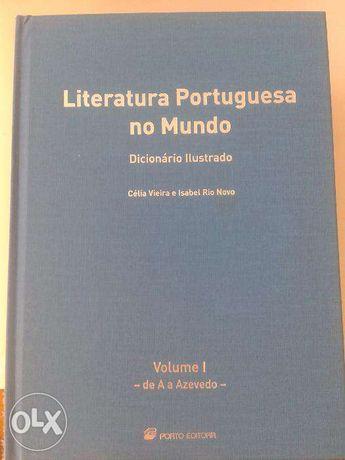 Colecções sobre literatura portuguesa - portes incluídos