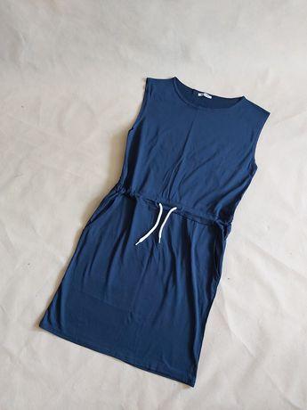 Nowa dresowa sukienka M/L L