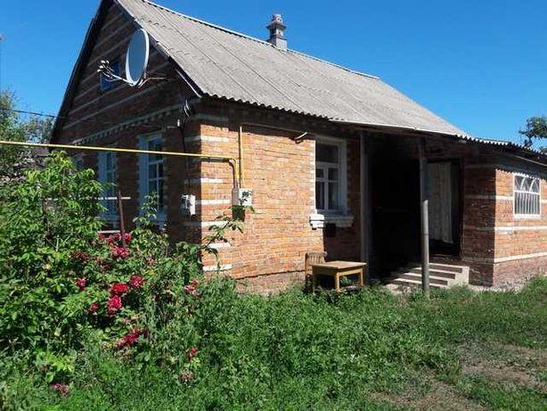 Продам кирп.дом,58м2,с.Веселое,Липецкое напр.