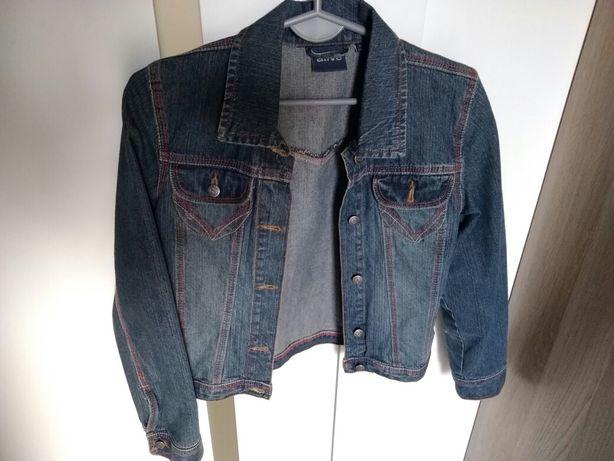 Kurtka jeansowa rozm.152