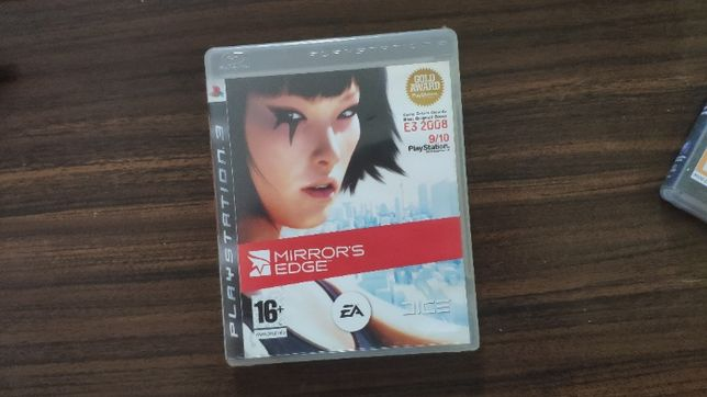 Mirrors Edge- PS3