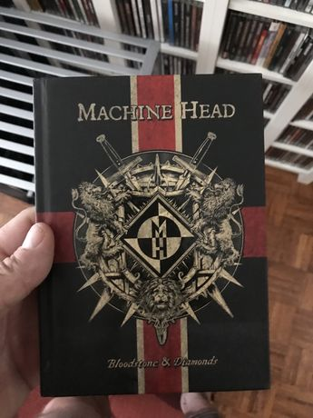 CD Digipack Machine Head Bloodstone & Diamonds
