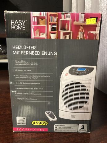 Электро вентилятор , конвектор, дуйка