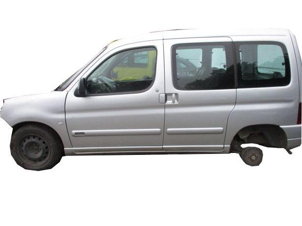 BERLINGO I LIFT silnik słupek 1.6 16V NFU 110KM