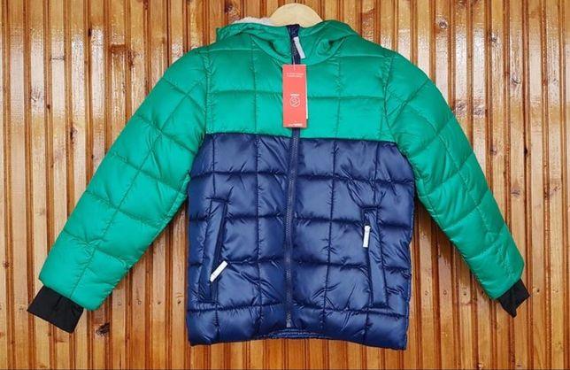 Весняна, демі, єврозима куртка з капюшоном Smyk для хлопчика