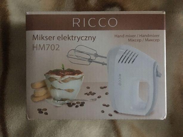 Mikser blender RICCO Nowy