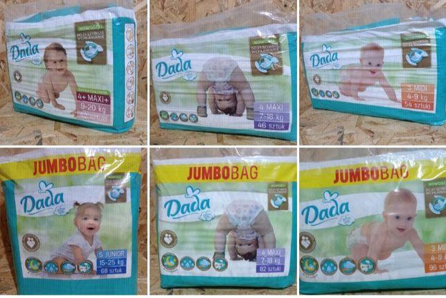 Памперси Dadа Extra soft. JUMBOBEG ОПТ