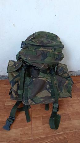 Рюкзак Берген Patrol армии Великобритании на 30 литров, ДПМ, DPM