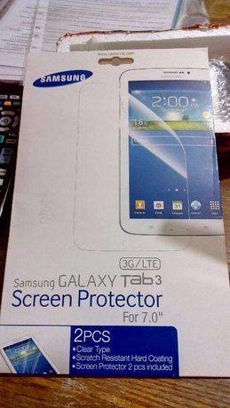"Защитная пленка Samsung Tab3 7.0"""