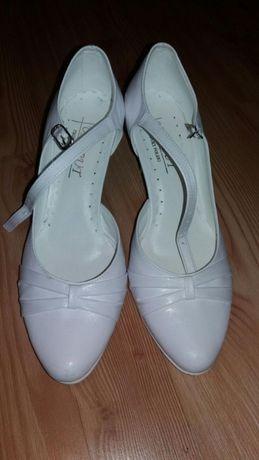 Buty ślubne. Jak nowe! Polecam!