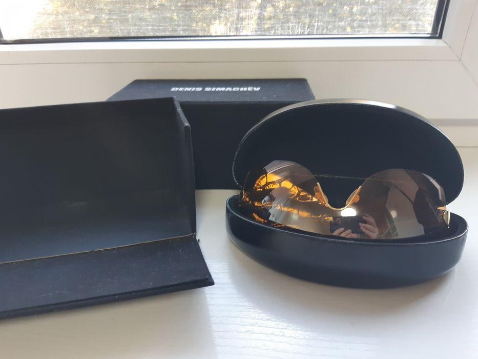 Солнцезащитные очки Denis Simachev. Протопоповка - изображение 1