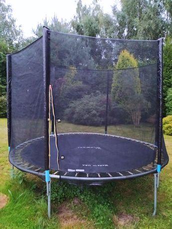 Trampolina ogrodowa z siatką 3m