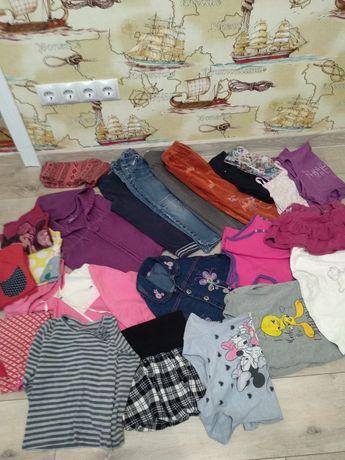 Пакет речей для дівчинки на 2-3 роки