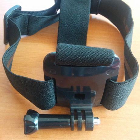 Крепление на голову для экшн камеры (GoPro, Xiaomi, SJCAM)