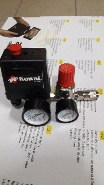 Wyłącznik ciśnieniowy kompresora 230 v 8 bar