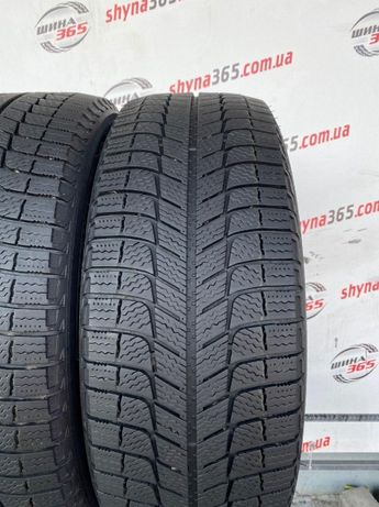 Шини 215/55 R18 MICHELIN X-ICE XI3 (Протектор 6,5mm), 2 шт