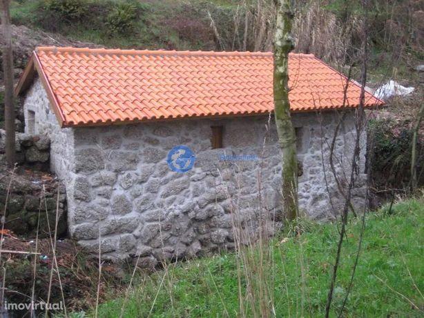 Moinho de água e terreno agricola em Celorico de Basto