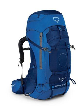 Nowy plecak Osprey Aether 85AG