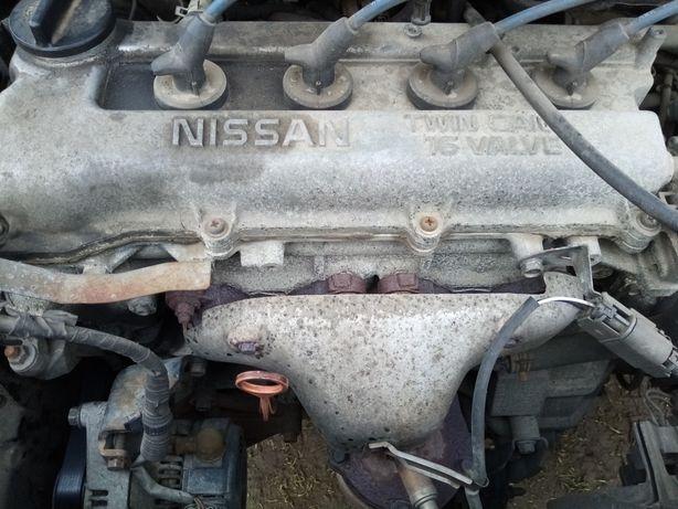 Silnik nissan Micra 1.0 kompletny. inne czesci