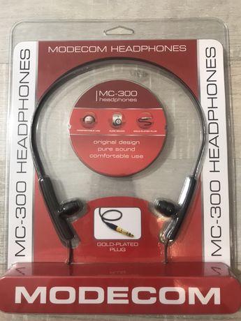 Słuchawki Modecom MC-300 NOWE