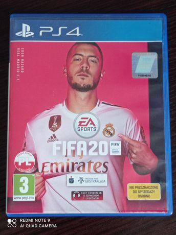 FIFA 20 ps4 pl używana