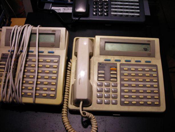 2x DGT 3490C telefon stacjonarny wielofunkcyjny cyfrowy aparat