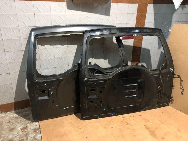 Ляда Крышка багажника Mitsubishi Pajero Wagon IV Паджеро Вагон 4
